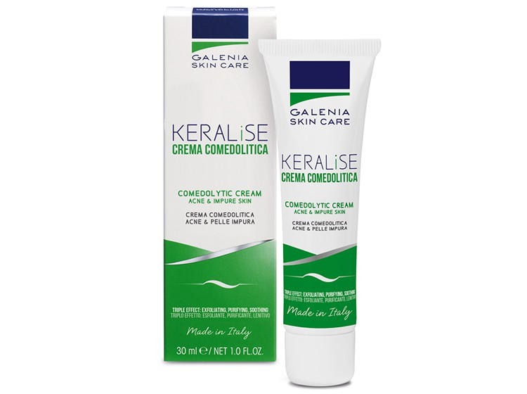 KERALISE (comedolytic cream)