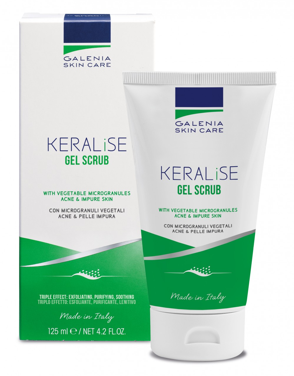 KERALISE GEL SCRUB