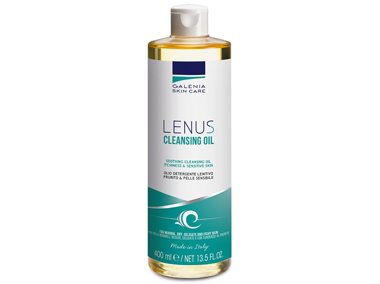 LENUS OLIO DETERGENTE (soothing cleansing oil)
