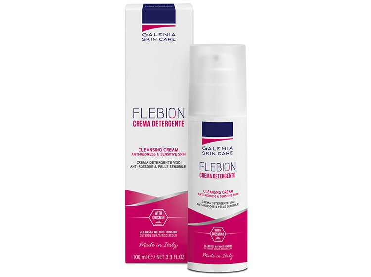 FLEBION CREMA DETERGENTE  (redness & couperose cleansing cream)