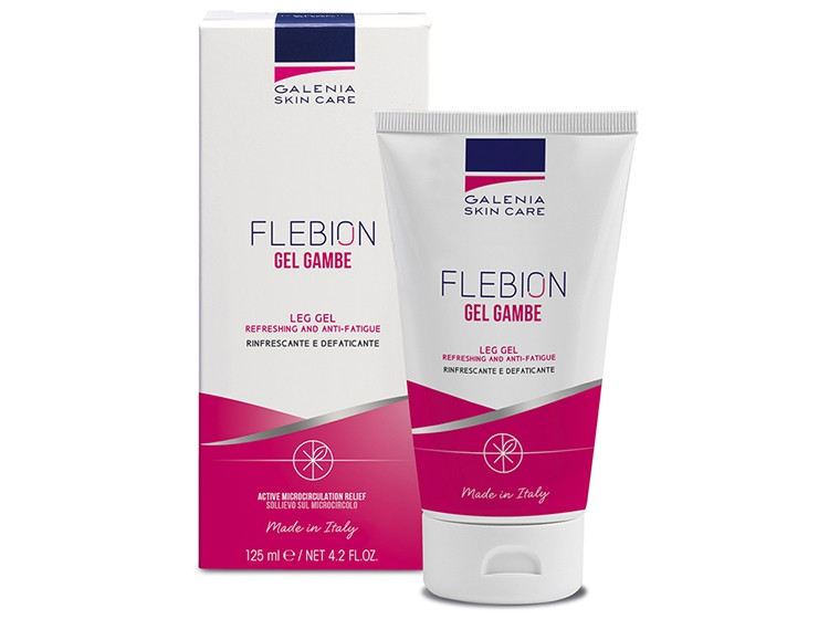FLEBION GEL GAMBE (anti-fatigue leg gel)