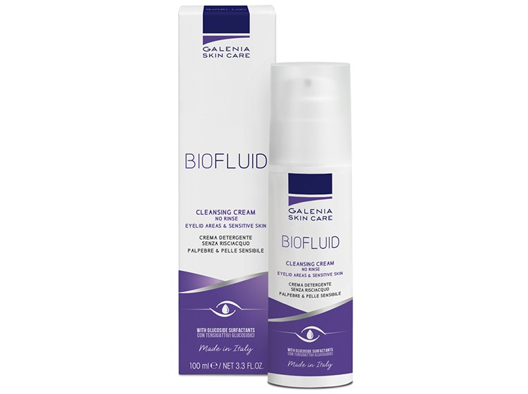 BIOFLUID (eyelid & periocular cleansing cream)